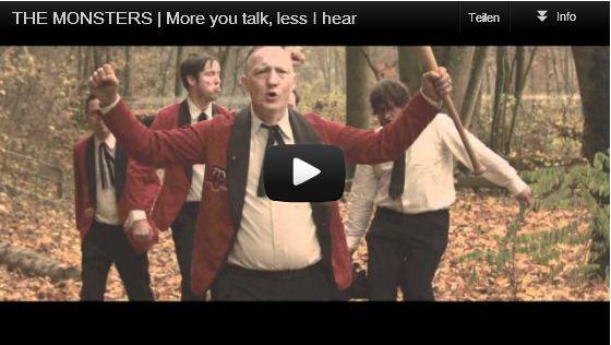 more you talk