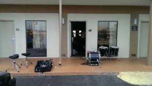 Drum hotel