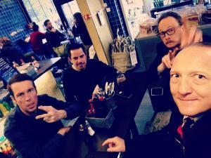 Band Oslo Restaurant