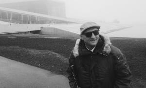 Beatman bw Oslo