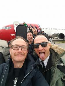 Plane Oslo